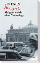 Maigret erlebt eine Niederlage