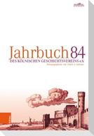 Jahrbuch des Kölnischen Geschichtsvereins 84