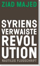 Syriens verwaiste Revolution