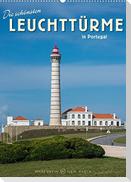 Die schönsten Leuchttürme in Portugal (Wandkalender 2022 DIN A2 hoch)