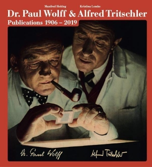 Heiting, Manfred / Lemke, Kristina et al. The Photo Publications of Dr. Paul Wolff & Alfred Tritschler, 1906-2019. Steidl GmbH & Co.OHG, 2021.