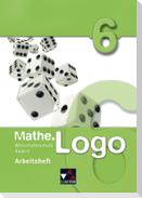 Mathe.Logo 6 Arbeitsheft  Wirtschaftsschule Bayern