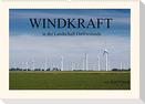 Windkraft in der Landschaft Ostfrieslands (Wandkalender 2022 DIN A2 quer)