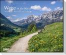 Wege in die Natur 2022 - Wandkalender 52 x 42,5 cm - Spiralbindung