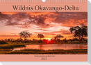 Wildnis Okavango-Delta (Wandkalender 2022 DIN A3 quer)