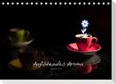 Aufblühendes Aroma (Tischkalender 2022 DIN A5 quer)