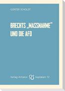 Brechtes »die Maßnahme« und die AfD