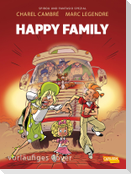 Spirou und Fantasio Spezial 35: Happy Family