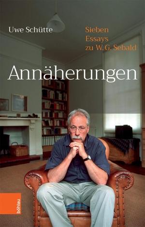 Uwe Schütte. Annäherungen - Sieben Essays zu W.G.Sebald. Böhlau Köln, 2019.
