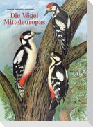 Johann Friedrich Naumann - Die Vögel Mitteleuropas