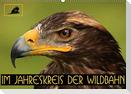 Im Jahreskreis der Wildbahn (Wandkalender 2021 DIN A2 quer)