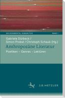 Anthropozäne Literatur