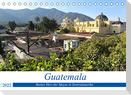 Guatemala - Buntes Herz der Mayas in Zentralamerika (Tischkalender 2022 DIN A5 quer)