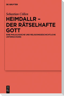 Heimdallr - der rätselhafte Gott