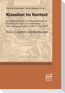 Klassiker im Kontext 2: Quellen und Abbildungen