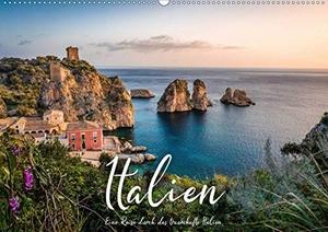 Lederer, Benjamin. Italien - Eine Reise durch das
