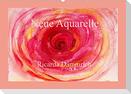 Neue Aquarelle (Wandkalender 2022 DIN A2 quer)