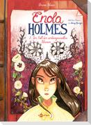 Enola Holmes (Comic). Band 3