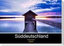 Deutschlands Motive (Wandkalender 2022 DIN A2 quer)