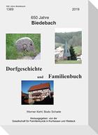 650 Jahre Biedebach