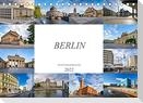 Berlin Stadtspaziergang (Tischkalender 2022 DIN A5 quer)
