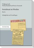 Sozialstaat im Werden. Band 2