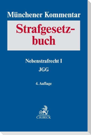 Münchener Kommentar zum Strafgesetzbuch  Bd. 7: Nebenstrafrecht I, JGG
