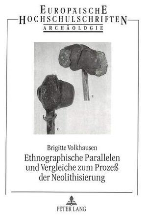 Volkhausen, Brigitte. Ethnographische Parallelen u