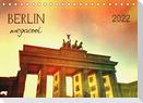 Berlin megacool (Tischkalender 2022 DIN A5 quer)