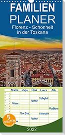 Florenz - Schönheit in der Toskana (Wandkalender 2022 , 21 cm x 45 cm, hoch)