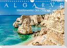 Algarve - Meisterwerke des Ozeans (Wandkalender 2022 DIN A4 quer)