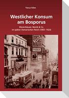 Westlicher Konsum am Bosporus