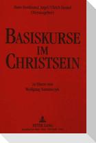 Basiskurse im Christsein