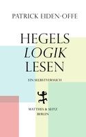 Hegels 'Logik' lesen