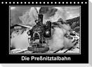 Die Preßnitztalbahn (Tischkalender 2022 DIN A5 quer)