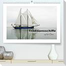 Traditionsschiffe auf der Ostsee (Premium, hochwertiger DIN A2 Wandkalender 2022, Kunstdruck in Hochglanz)
