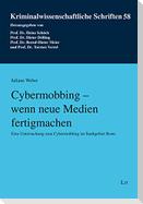 Cybermobbing - wenn neue Medien fertigmachen