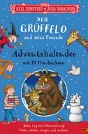 Der Grüffelo und seine Freunde. Adventskalender mit 24 Minibüchern