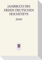 Jahrbuch des Freien Deutschen Hochstifts 2020