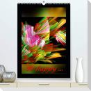 Kunstkalender 2021 (Premium, hochwertiger DIN A2 Wandkalender 2021, Kunstdruck in Hochglanz)