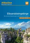 Wanderführer Elbsandsteingebirge