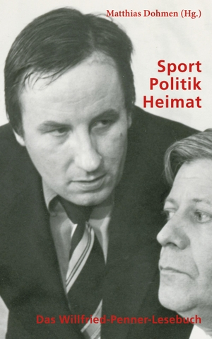 Dohmen, Matthias (Hrsg.). Sport - Politik - Heimat - Das Willfried-Penner-Lesebuch. Nordpark Verlag, 2020.