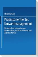 Prozessorientiertes Umweltmanagement