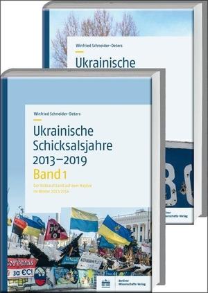 Schneider-Deters, Winfried. Ukrainische Schicksals