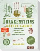 Frankensteins Rätsel-Labor. Das Rätselbuch im Stil des viktorianischen Zeitalters