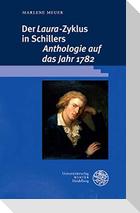 Der ,Laura'-Zyklus in Schillers ,Anthologie auf das Jahr 1782
