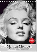 Marilyn Monroe. Weltstar und Sexsymbol (Tischkalender 2022 DIN A5 hoch)