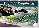 Digitale Traumwelt (Wandkalender 2021 DIN A3 quer)