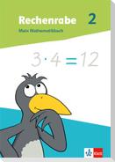 Rechenrabe 2. Mein Mathematikbuch Klasse 2
