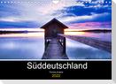 Deutschlands Motive (Wandkalender 2022 DIN A4 quer)
